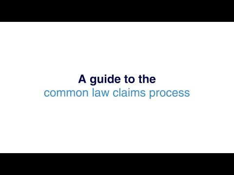The common law claim process   WorkCover Queensland