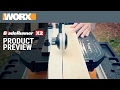 WORX BladeRunner X2 | Product Preview