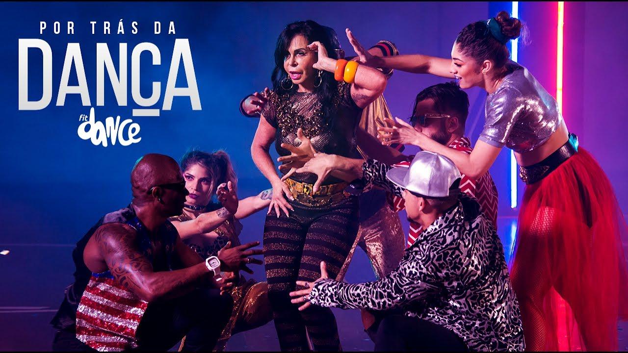 Lyric Video Swish Swish Katy Perry - Por Trás da Dança | Gretchen e FitDance