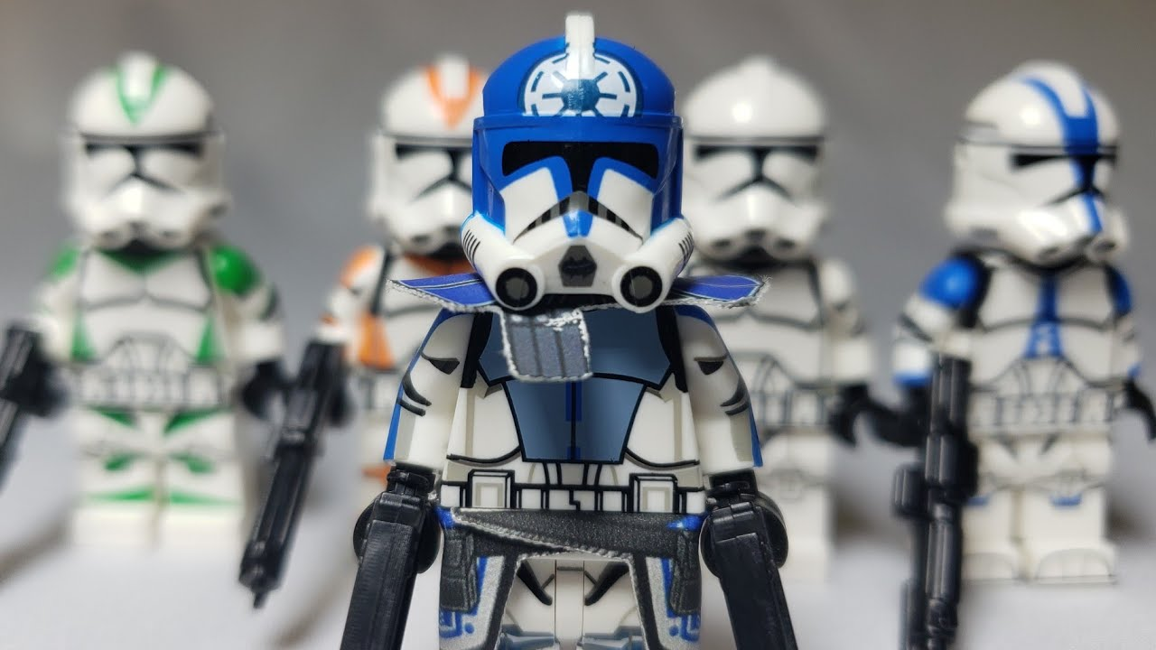 Clone Army Customs Arc Trooper Jesse Added To The Army! | Building A Clone Army Episode 10