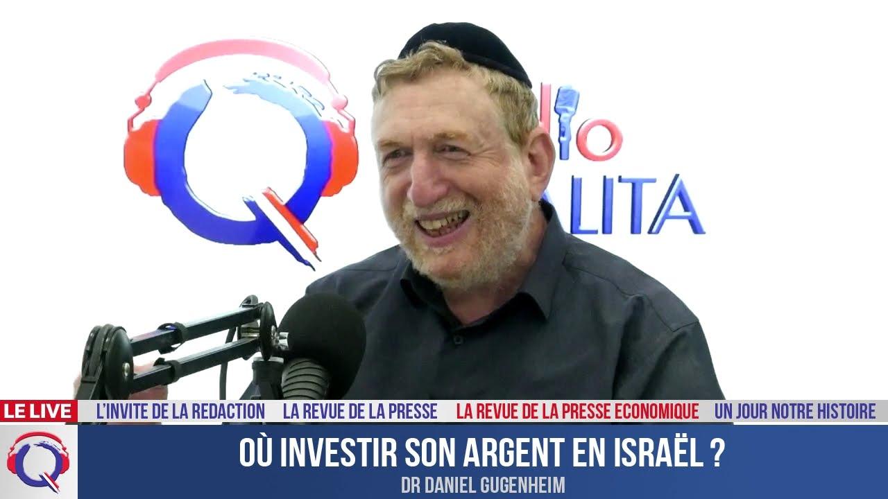 Où investir son argent en Israël ?