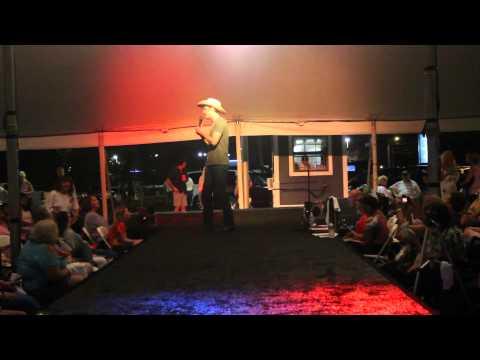 Cody Slaughter Elvis Sings 'Pocketful Of Rainbows' At Elvis Week 2013 (video)