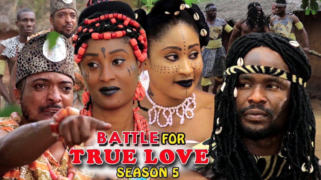 Download Battle Of True Love Season 5 - (New Movie) 2018 Latest Nigerian Nollywood Movie Full HD | 1080p
