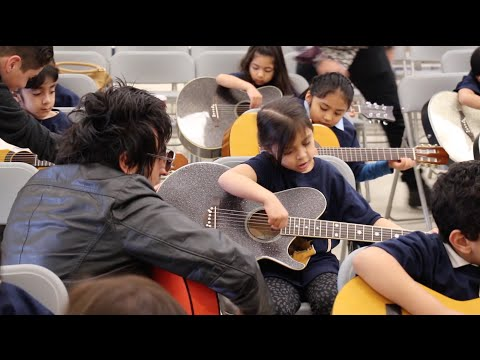 Faces of Tourism: NAMM Foundation Presents Music Matters