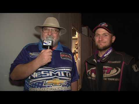 Chevrolet Super Series Rome Speedway 9/2/18 Top 3 Interviews!