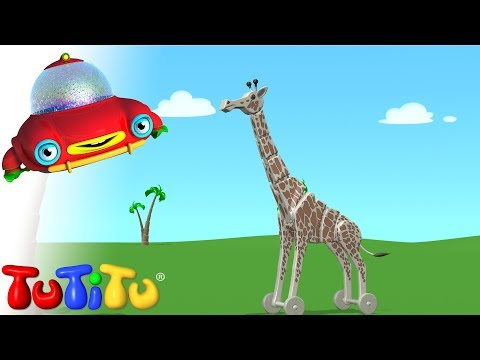 TuTiTu Toys | Giraffe