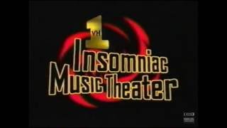 VH1 Insomniac Music Theater   Promo   1999