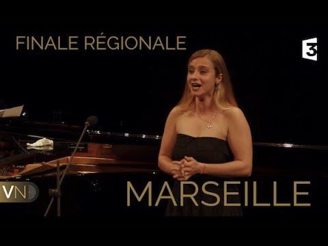 Voix Nouvelles : la finale régionale à l'Opéra de Marseille