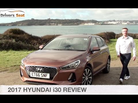 Hyundai i30 2017 Review Driver s Seat