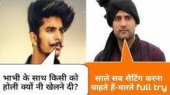 Ajay Hooda & Gulzar chhaniwala !Special video! Dubbing