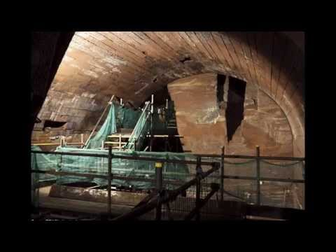 The Williamson Tunnels of Liverpool have been rediscovered after 200 years