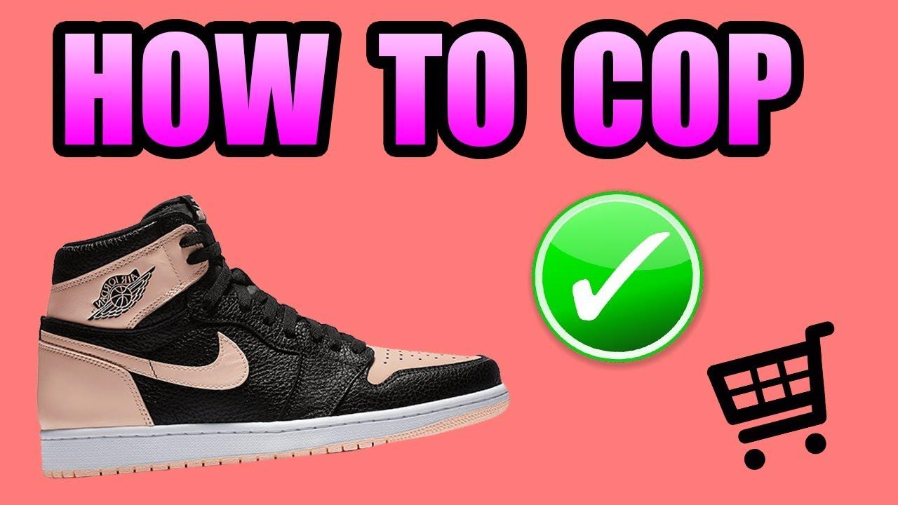 bb7cf392446806 How To Get The Jordan 1 Crimson Tint