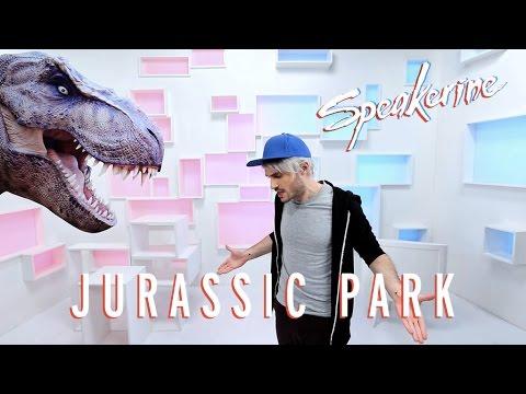 Jurassic Park - Speakerine