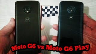 moto g6 vs moto g6 play speed test comparison is the actual g6 really that much faster?