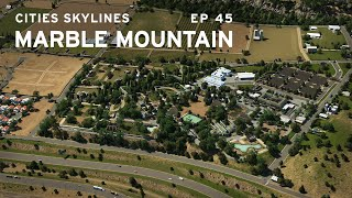 Marble Mountain Zoo - Cities Skylines: Marble Mountain EP 45