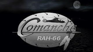 Comanche 3 | Novalogic 1997 (DOS version)