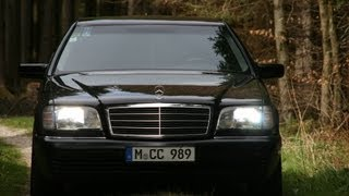Mercedes W140 Legend
