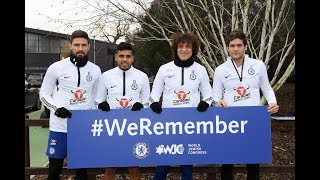 #WeRemember: Holocaust Memorial Day