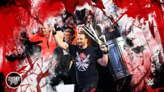 "2015: Tommy Dreamer 9th & New WWE Theme Song - ""Alone"" (Intro Cut) + Download Link ᴴᴰ"