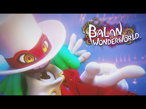 BALAN WONDERWORLD - A SPECTACULAR PREVIEW   ANNOUNCEMENT TRAILER