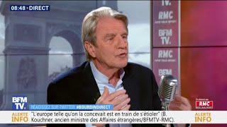 Bernard Kouchner :