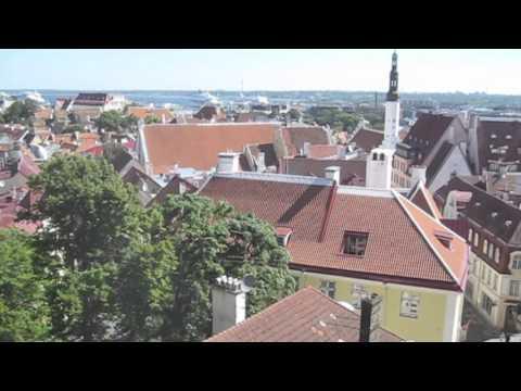 Touring Tallinn Part 1