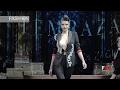 TEMRAZA Featuring ZAGH New York Fashion Week Art Hearts Fall Winter 2017 2018   Fashion Channel