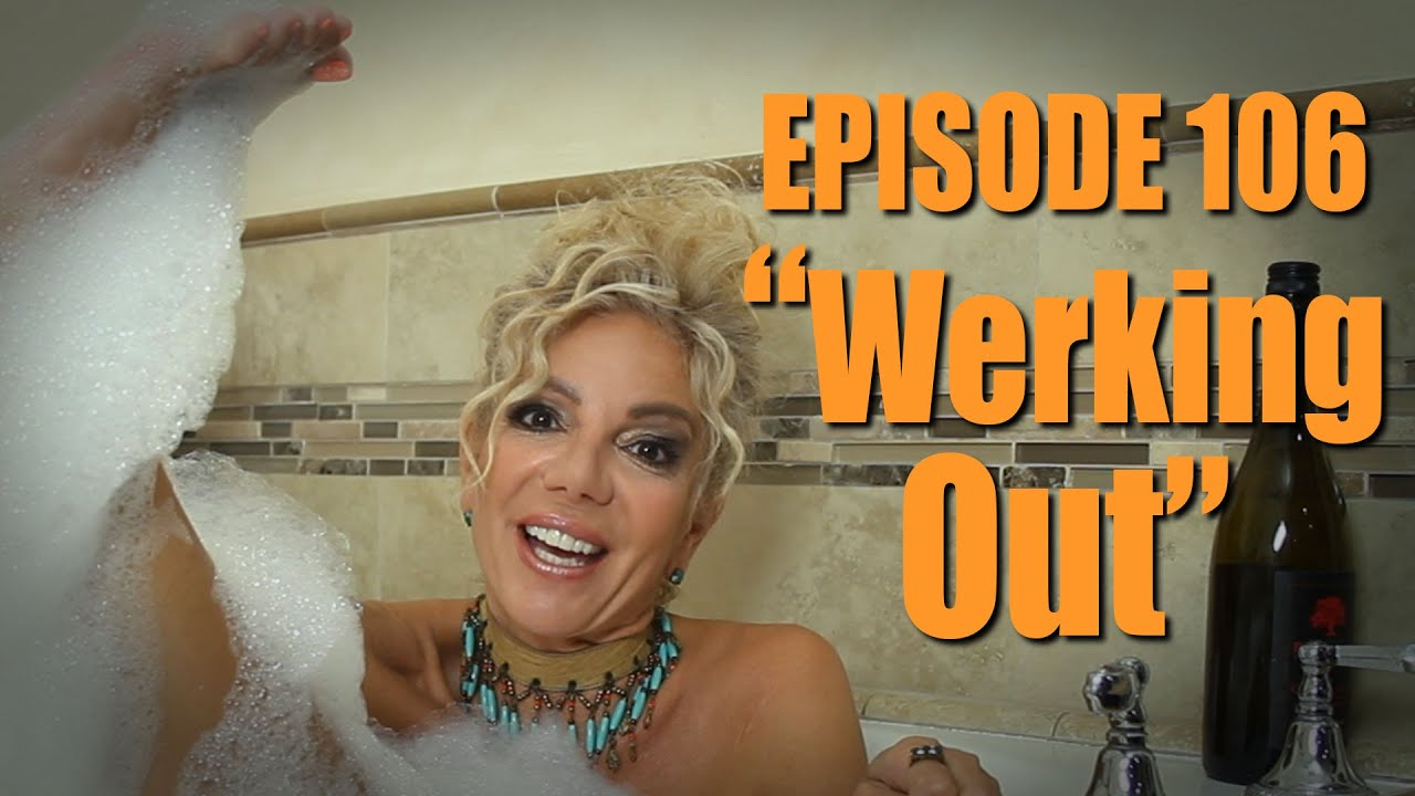 "Carla Collins Comes Clean - ""Werking Out"""