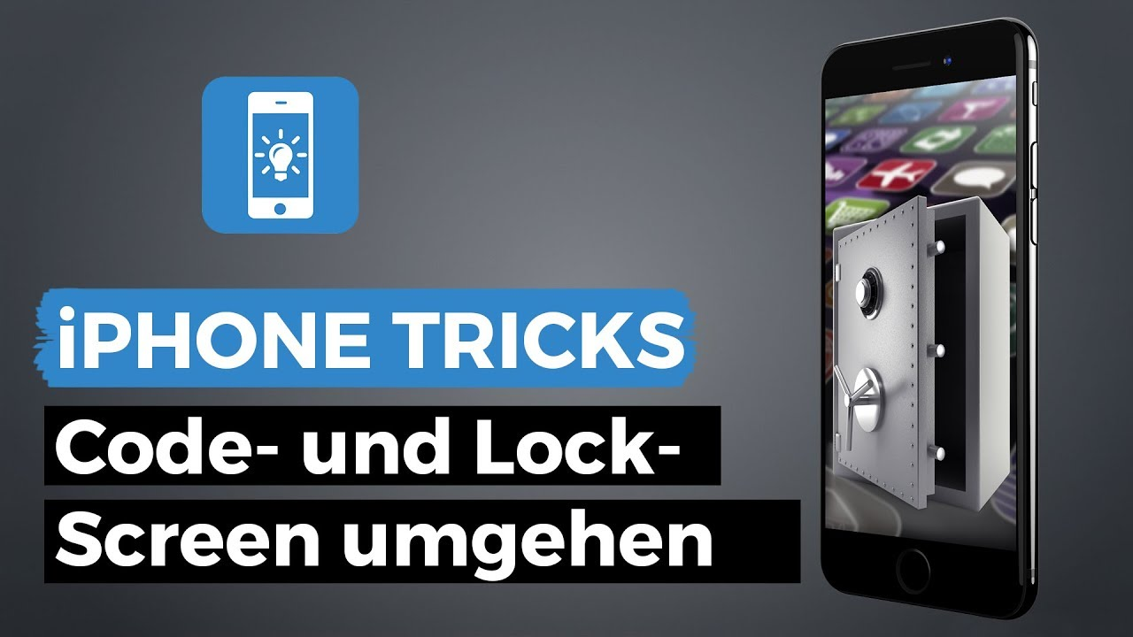 iPhone Sperrcode vergessen - was tun?