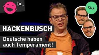 Hackenbusch – Meine Mutter ist sehr wartungsintensiv!