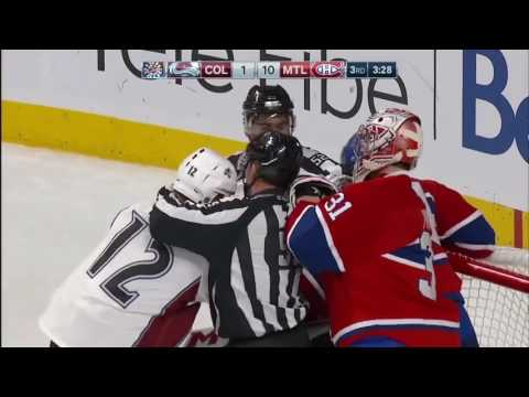Top 10 NHL Hits of 2016 - 17