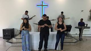 Culto dia 29/03/2020 HD - Igreja Presbiteriana Floresta Governador Valadares/MG