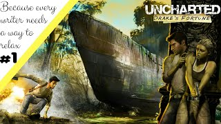 Let's Play: Uncharted: The Nathan Drake Collection - Drake's Fortune - Part 1