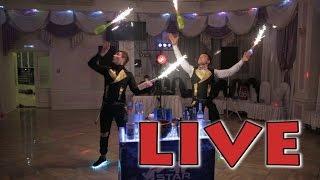 StarBarShow LIVE 2016 бармен шоу в Нижнем Новгороде