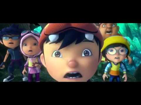 NEW BoBoiBoy The Movie Trailer 2   In...