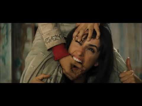 Salma Hayek and Penelope Cruz fight  from