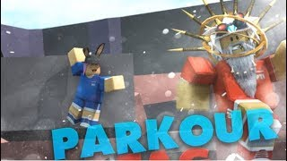 Parkour Tag Roblox Oggytube gaming