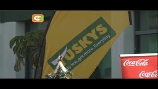 Tuskys out to defend retail turf