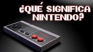 El Origen de Nintendo: La Historia en 1 Video