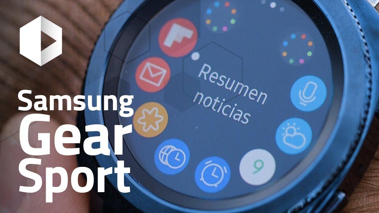 c43ff7b5b16b Probamos el Samsung Gear Sport