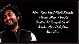 Arijit Singh | 'Manwa Laage'  | Happy New Year | Shah Rukh Khan
