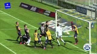 Highlights: Hobro IK 2 - 2 SønderjyskE (10.05.2015)
