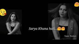 Tula Kalnar Nahi Marathi Movie 2017 | Majha Hoshil Ka | Whatsapp Video Status