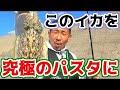 葉加瀬さんに究極のパスタを作ってもらうためにイカを釣ろう!!