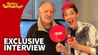 Werner Herzog Drops Some Major Werner Wisdom - Exclusive 'Salt and Fire' Interview (2017)
