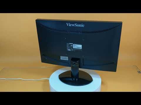 【樺仔中古電腦】ViewSonic 20吋液晶螢幕 VA2037m 有喇叭 16:9寬螢幕LCD 三隻鳥 優派 超神價 | Yahoo奇摩拍賣