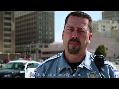 Fresno Police Chaplain-Robert Tanner