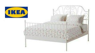 IKEA ОБЗОР/LEIRVIK и каркасы кушеток
