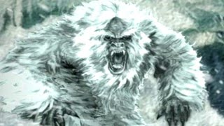 Yeti (Wilder Mann/Gletscher Mann) Mythos / Legende | MythenAkte