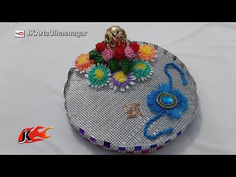 घर-में-बनाए-सुंदर-rakhi-थाली-|-best-out-of-waste-|-jk-arts-1618